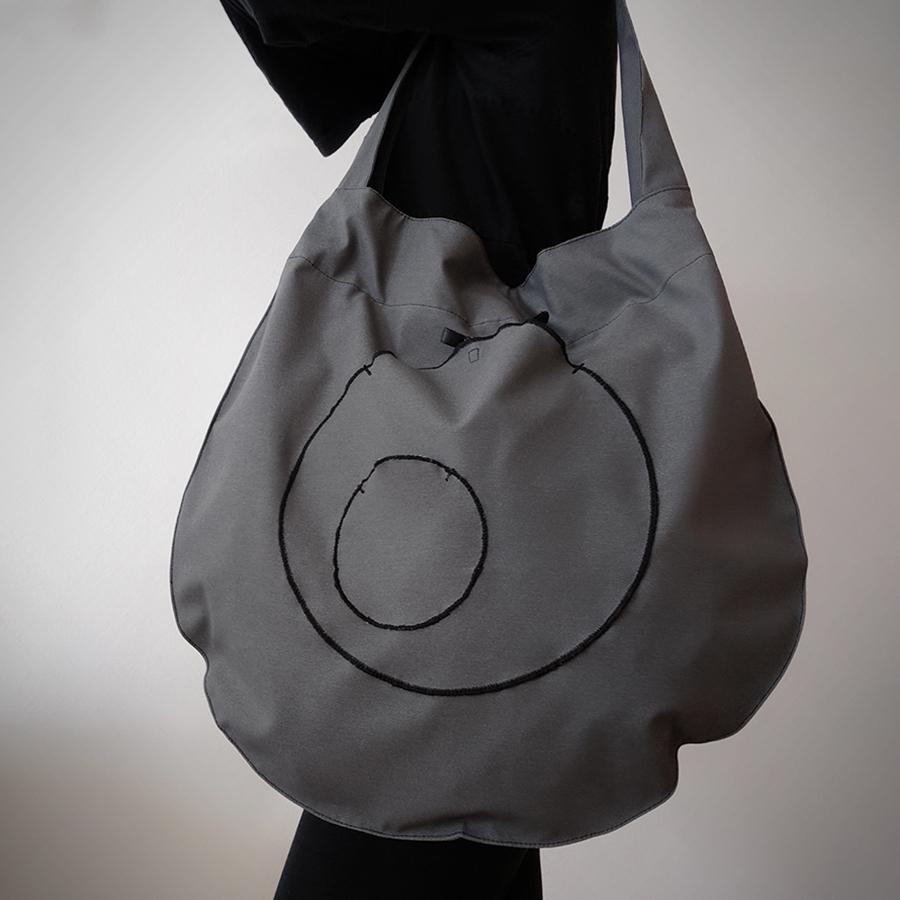 04 ATA siva torba