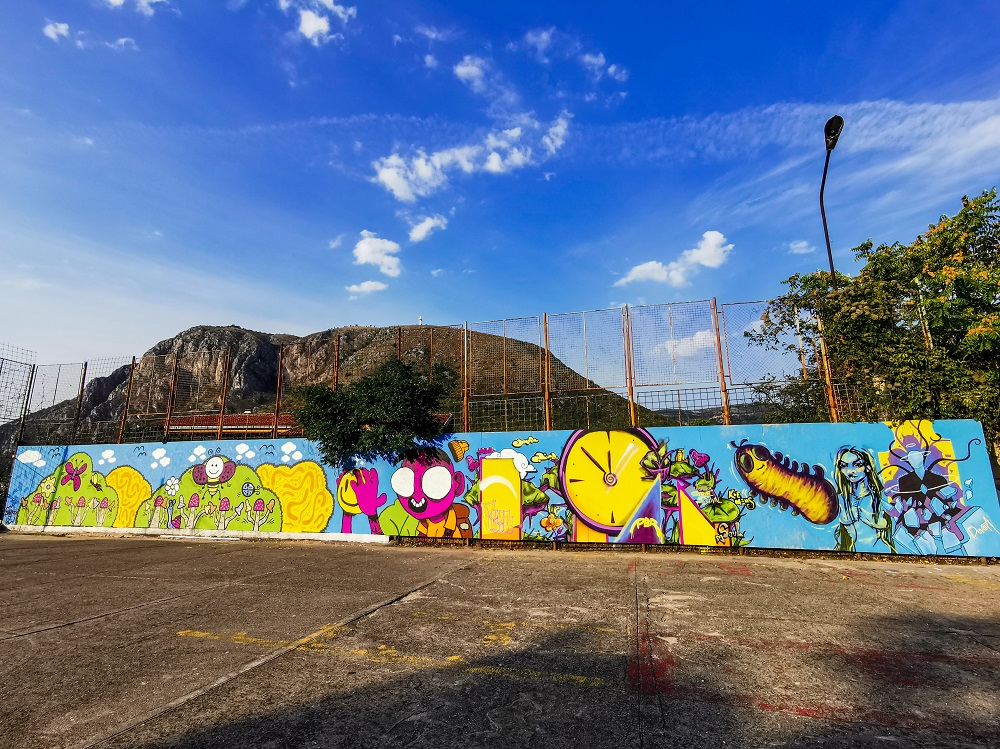 9. streets art festival mostar 3